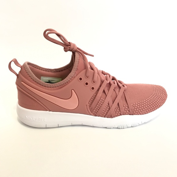 a3eea4fe76e71 Nike Free Trainer 7 Rust Pink   Coral Stardust